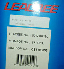 Rear Suspension Strut and Coil Spring Assembly, Left - Leacree 501716719L