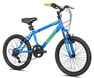 "20"" Mountain Bike Kids Boys Girls Bicycle 20 Inch MTB Cycling Wheels For 4'2""-5'"