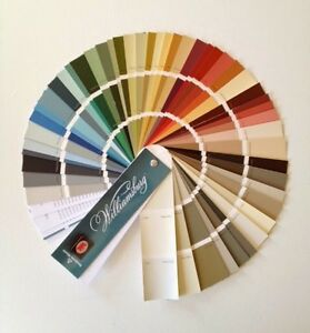 Benjamin Moore Williamsburg Collection Fandeck New