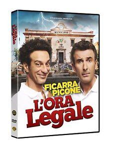 Dvd L'ora Legale - (2017) *** Ficarra e Picone *** .....NUOVO