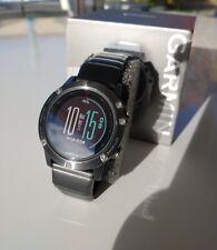 Garmin Fenix 5X Multisport GPS Watch - Slate Gray Sapphire