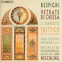 Anna Caterina Antonacci - Respighi: Vetrate Di Chiesa [Anna Caterina [CD]