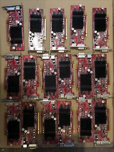 17 X ATI Radeon X300 64MB PCI-E Video Card with DVI Graphics 109-A26000