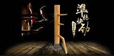 Wing Chun Mind Mook Jong, wooden dummy,Muk Yan Jong made of Solild Elm Wood