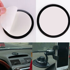 1pc Dashboard Disc Pad for Garmin TomTom Magellan GPS Suction Cup Holder 8cm