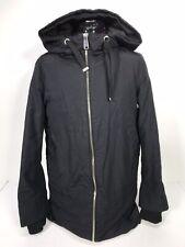 ZARA BASIC OutWear WINTER JACKET Casual Hooded Coat Sz Ladies Small Women's