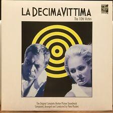 La Decima Vittima Piero Piccioni 2 Lp Easy Tempo Ost Petri Mina Soul Lounge Jazz