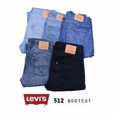 Levi's Cotton Bootcut Mid Rise Jeans for Men