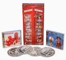 THE BRIT BOX. U.K. ROCK GEMS OF LAST MILLENNIUM. COMPLETE RHINO 4CD/BOOK/BOX SET