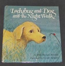 Ladybug and Dog and the Night Walk 1st Ed Polly Berrien Berends Cyndy Szekeres