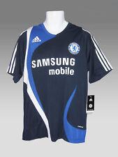 c71dd842 adidas Chelsea Football Formotion Player Issued Training Shirt Navy Blue ...