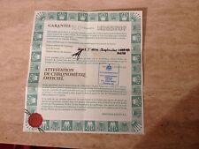 ROLEX para hombre 18ct Presidente Día Fecha 18238 papeles de garantía 1995 Reino Unido