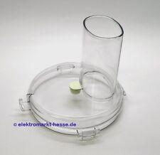 Braun Deckel für 500ml Topf passend zu Küchenmaschinen Multipractic Plus