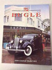 Buick Bugle Magazine 1936 Limited Model 90X July 2000 032017NONRH