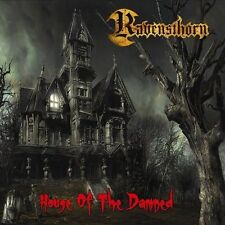 Ravensthorn House of the Damned CD (o171a) US power metal - 162328