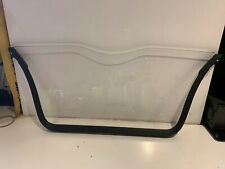 Porsche Boxster 986 Central Perspex Wind Deflector - Genuine NM02