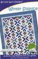Winter Solstice - Cozy Quilt Designs
