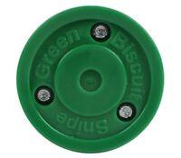 Puck Green Biscuit Snipe Inlinehockey Trainingstool Eishockey