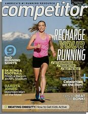 Competitor - 2013, August - Recharge Your Running! Train Better, Beat The Heat