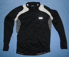 SHIMANO / WOMENS (ladies) Bike / cycling long-sleeved Shirt / Jersey. Size: L