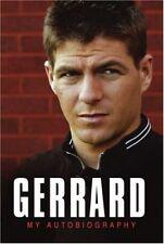 Gerrard: My Autobiography By Steven Gerrard, Henry Winter. 9780593054758