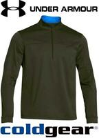 45% OFF UNDER ARMOUR CG INFRARED ELEMENTAL STORM JACKET 1/2 ZIP GOLF PULLOVER