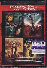 Resident Evil Collection (DVD, 2015)