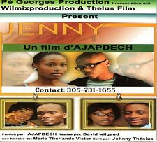 JENNY - Creole DVD Movie - Haitian Romance Comedy Drama Family