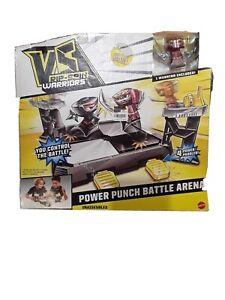 Mattel VS Rip-Spin Warriors Twin Tornado Arena & Two Exclusive VS Warriors