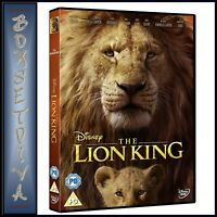 DISNEYS THE LION KING 2019 RELEASE *BRAND NEW DVD  **