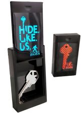 "Stairi ""Hide-Like-Us"" Magnetic Key Hider / Hide-A-Key, 2-Pack Set"