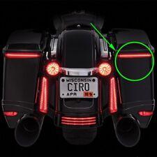 Ciro LED Sac Lames Avec Contrôleur Pour Harley-Davidson Touring, Glide 40008
