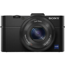 Sony Cybershot Dsc-Rx100M Ii Cyber-shot 20.2Mp Digital Camera