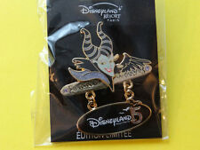 Disney Pin Disneyland Paris Malefique Halloween 15 ans LE 900