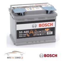 Bosch S5 A05 AGM VRLA Start-Stop Starterbatterie 60Ah Autobatterie Citroën DS3