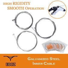 New MTB Road Bike Galvanize Shift Gear Cable Line Core Inner Wire Steel F+R