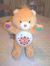 Care Bears Amigo Bear Talking English / Spanish 13 Inch Plushie - 2005