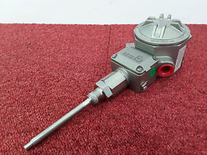 Beta Explosion Proof Temperature Switch W8 Series Stainless Steel  0-95 Deg C *