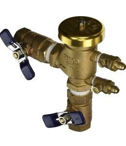 "OEM Febco 765 3/4"" Back Flow Preventer Pressure Vacuum Breaker - Irrigation PVB"