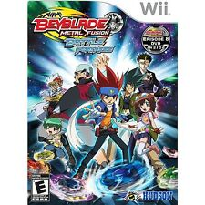 Beyblade: Metal Fusion - Battle Fortress - Nintendo  Wii Game