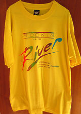 ALEX BEVAN tee FABULOUS FLASHBACKS Cuyahoga Falls ZAZA T shirt XL 1989 Ohio OG