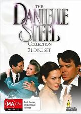 DANIELLE STEEL - THE COMPLETE COLLECTION (21 DVD SET) BRAND NEW!!! SEALED!!!