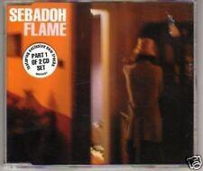 (L852) Sebadoh, Flame - new 1999 CD