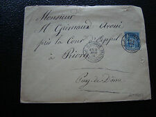 FRANCE - enveloppe 9/11/1884 (cy55) french