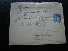 FRANCE - enveloppe 9/11/1884 (cy55) french