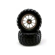 Redcat Racing Wheels Rim & Tires Spoke Chrome Volcano MX,  S30, SV Part 08045