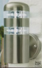 Livarno Lux LED Stainless Steel Wall Light IP44 Entrance/Patio