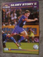 Perth Glory ANNUARIO UFFICIALE e STAGIONE REVIEW 2000-01 (Gloria STORY 5)