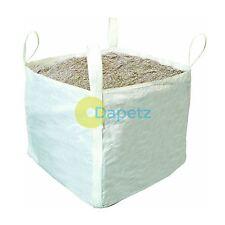 Calidad 1 FIBC Maxi Sacos para constructores y los residuos de jardinería de 1 tonelada de almacenamiento escombros Saco
