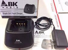 NEW KAA0300P Desktop Charger for KNG Portable Radios BK Radio Bendix